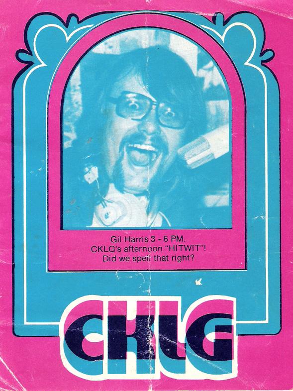 CKLG Top 30 - April 18 1975