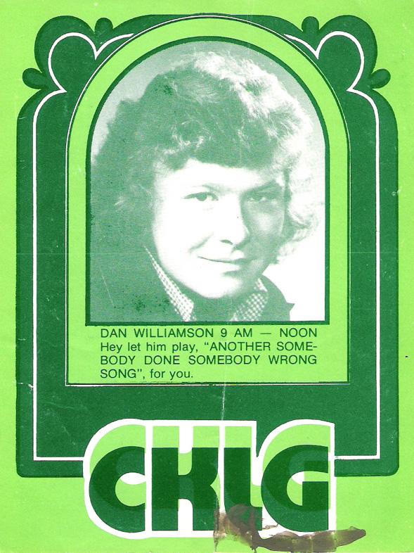 CKLG Top 30 - April 25 1975