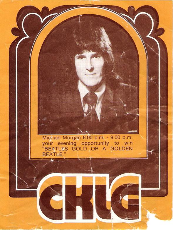 CKLG Top 30 - Aug. 16 1974