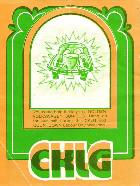 CKLG Top 30 - Aug. 23 1974