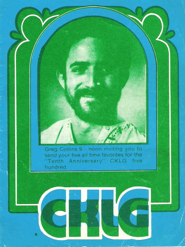 CKLG Top 30 - Aug. 9 1974