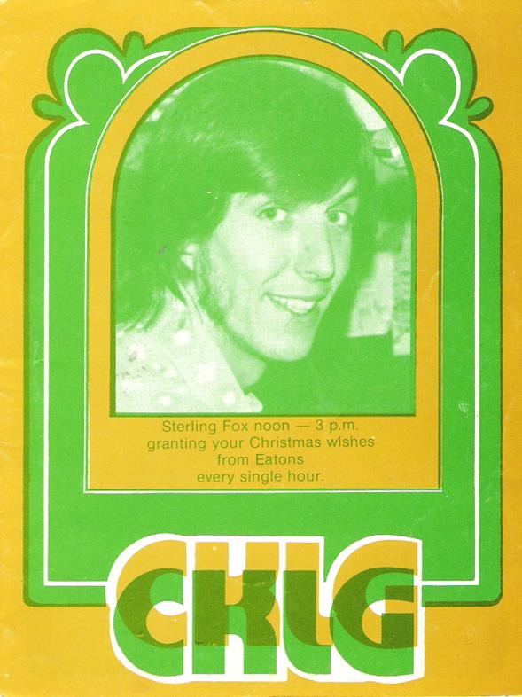 CKLG Top 30 - Dec. 13 1974