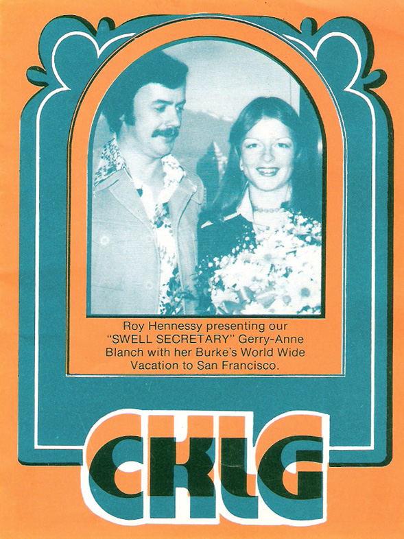 CKLG Top 30 - May 2 1975
