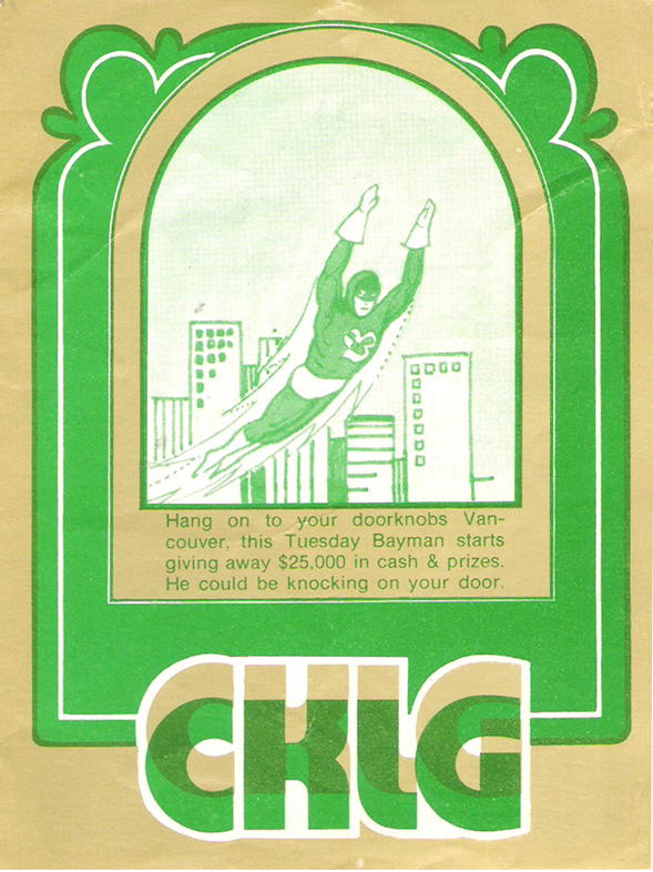 CKLG Top 30 - Oct. 11 1974