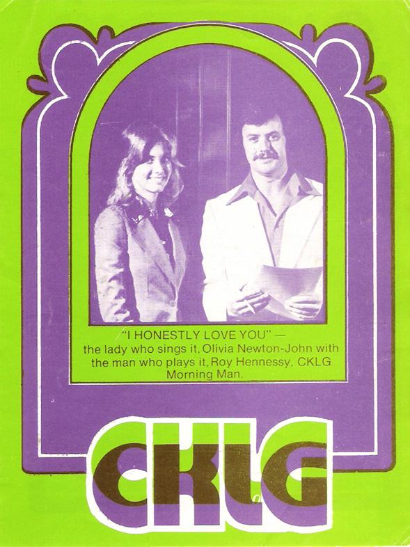 CKLG Top 30 - Oct. 4 1974