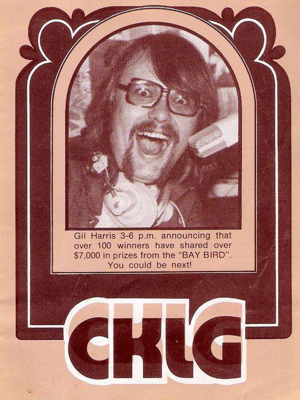 CKLG Top 30 - October 7 1975