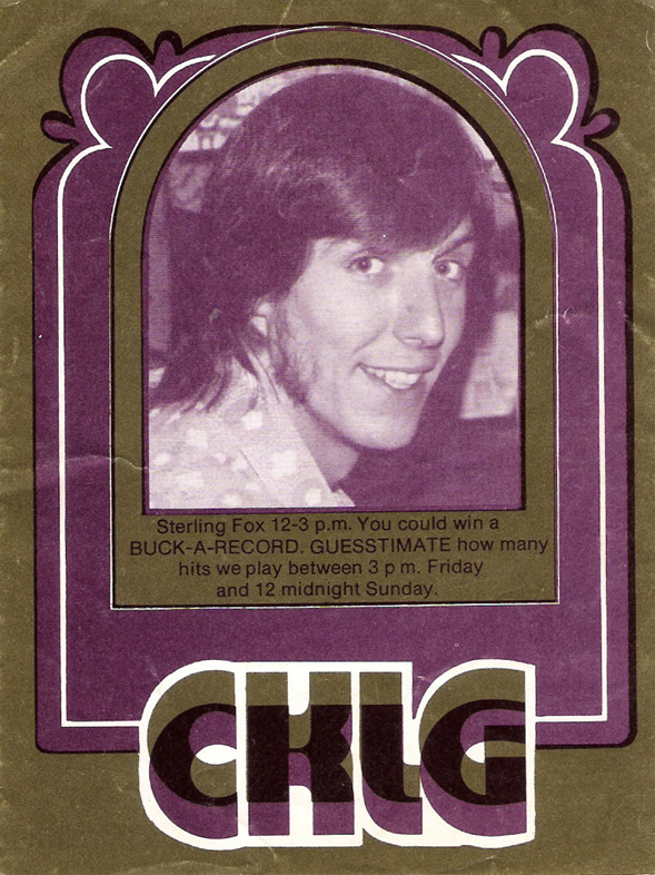 CKLG Top 30 - Sept. 6 1974