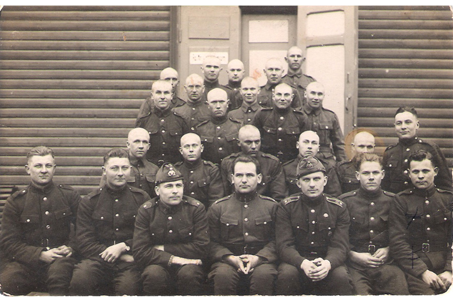 - Estonian Army   - circa 1939  - Estonia