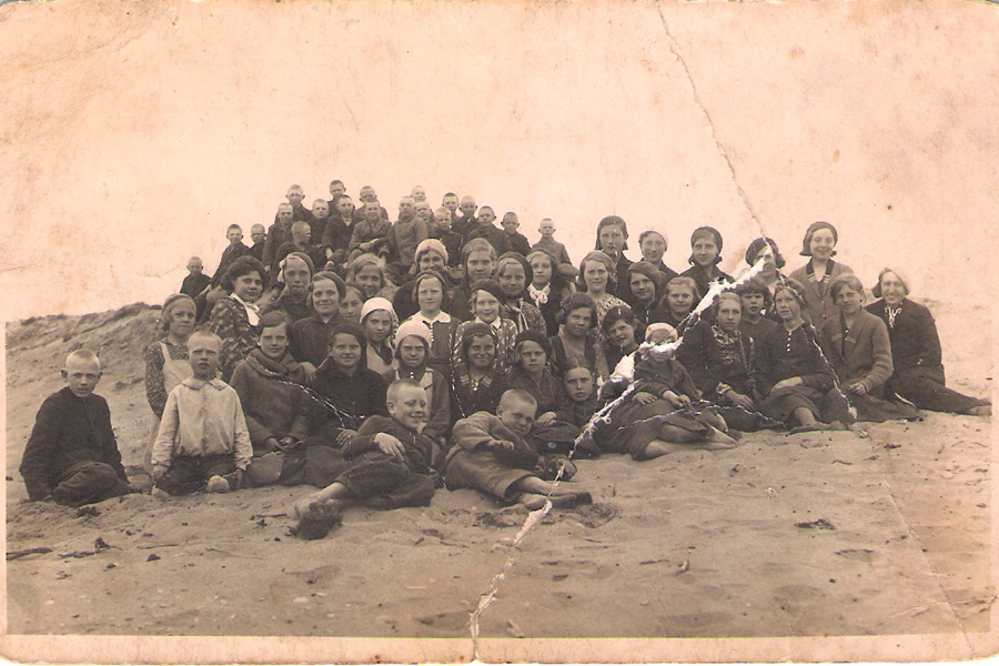 - Class Photo   - 1936  - Estonia