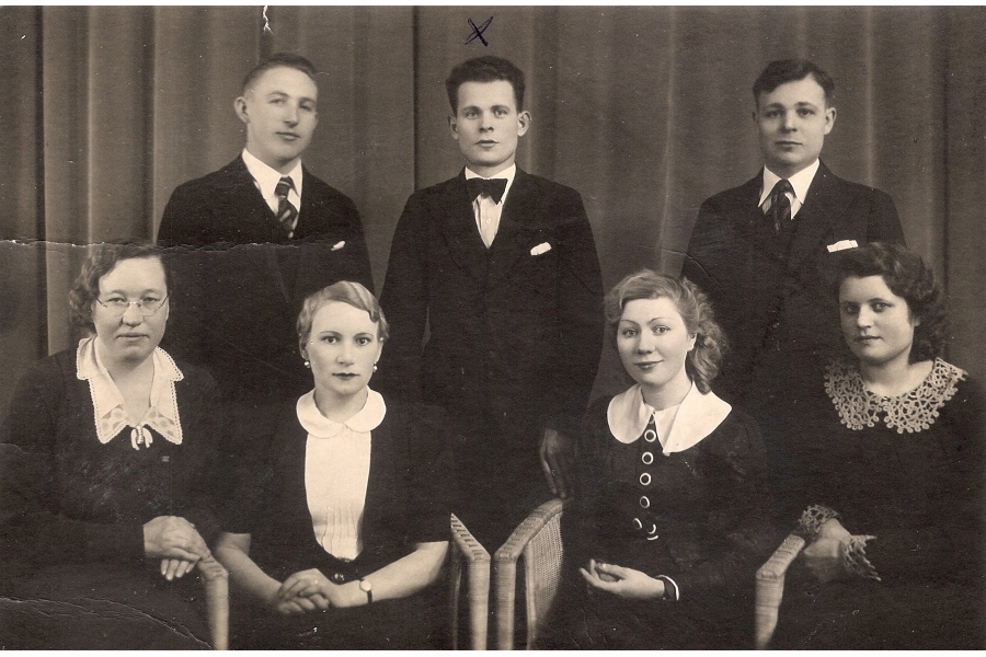 - Group Photo   - 1937  - Estonia