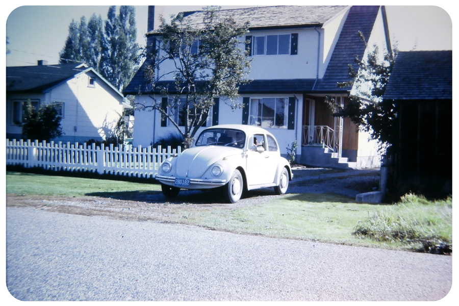 - John's First Car   - 1969  - Steveston, B.C.