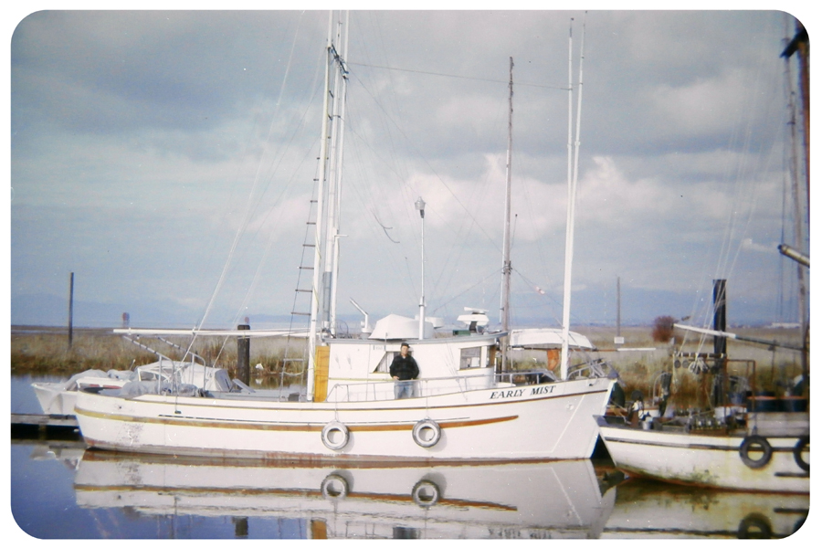 - Early Mist   - Late 1960s  - Steveston, B.C.