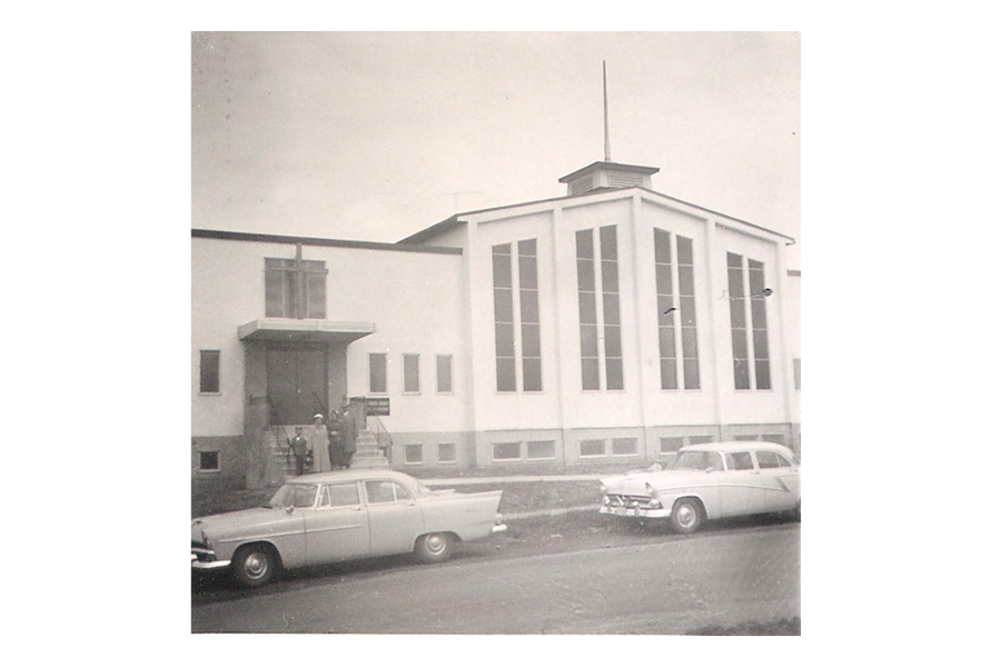 - Estonian United Church   - mid 1950's  - Vancouver
