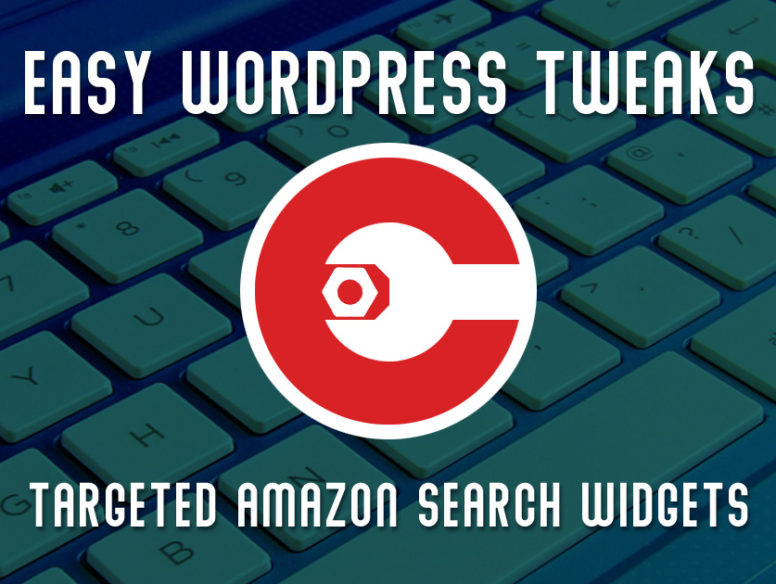 Amazon Search Widgets