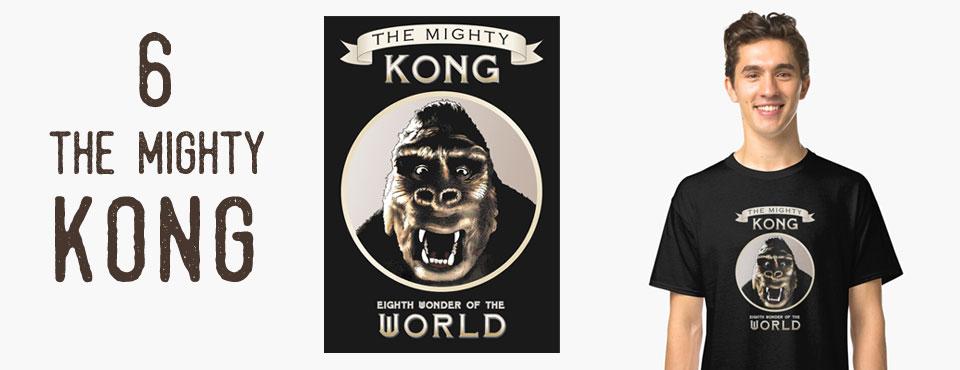 Classic Kong Tank Top